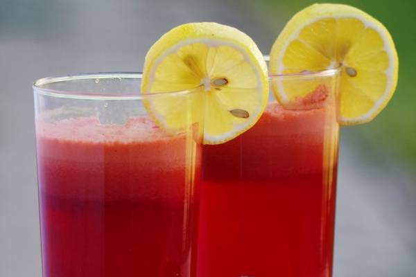 jugo de zanahoria y limon para adelgazar