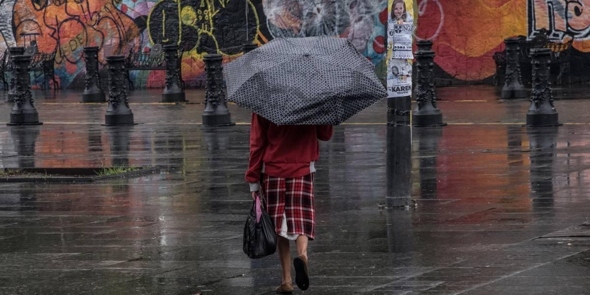 Lluvias, vientos y bajas temperaturas ocasionará el frente frío 36