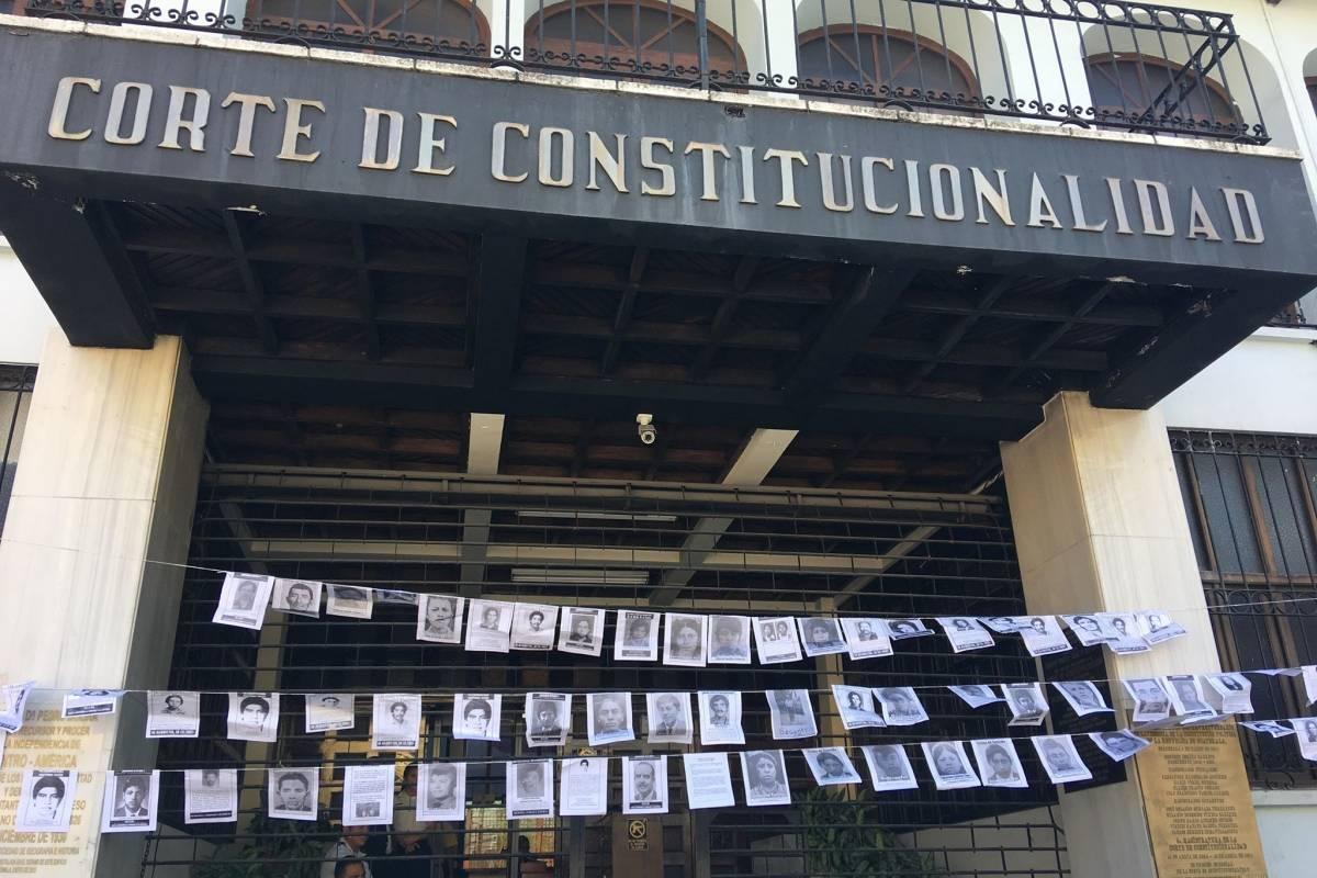 Organización de mujeres accionan contra reformas a la Ley de Reconciliación Nacional Jerson Ramos