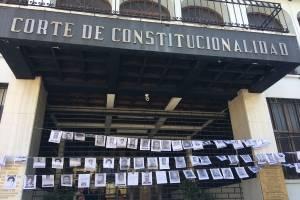 Organización de mujeres accionan contra reformas a la Ley de Reconciliación Nacional