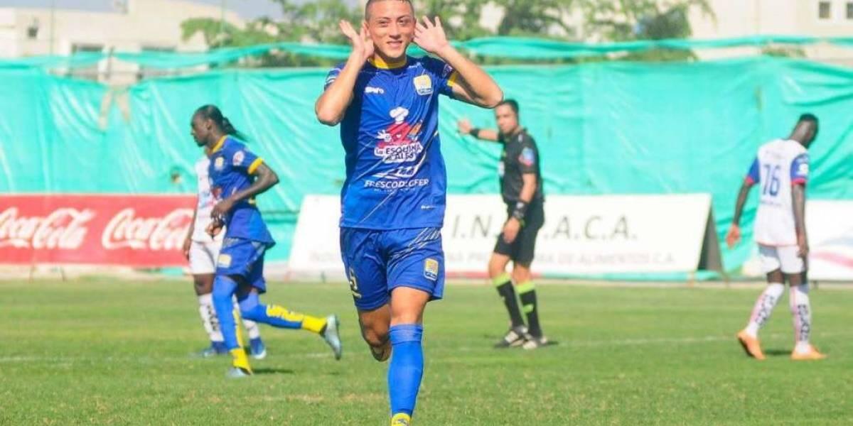 Liga de Quito cerrará fichaje con Jacob Murillo