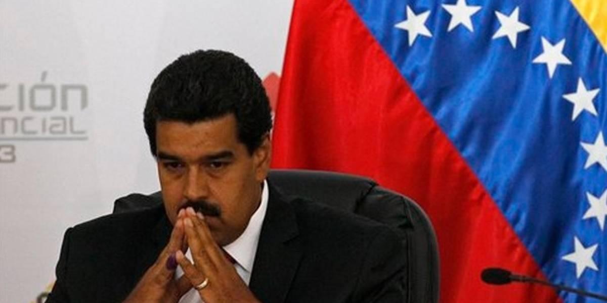 Se filtra la carta: los reproches del Papa a Nicolás Maduro