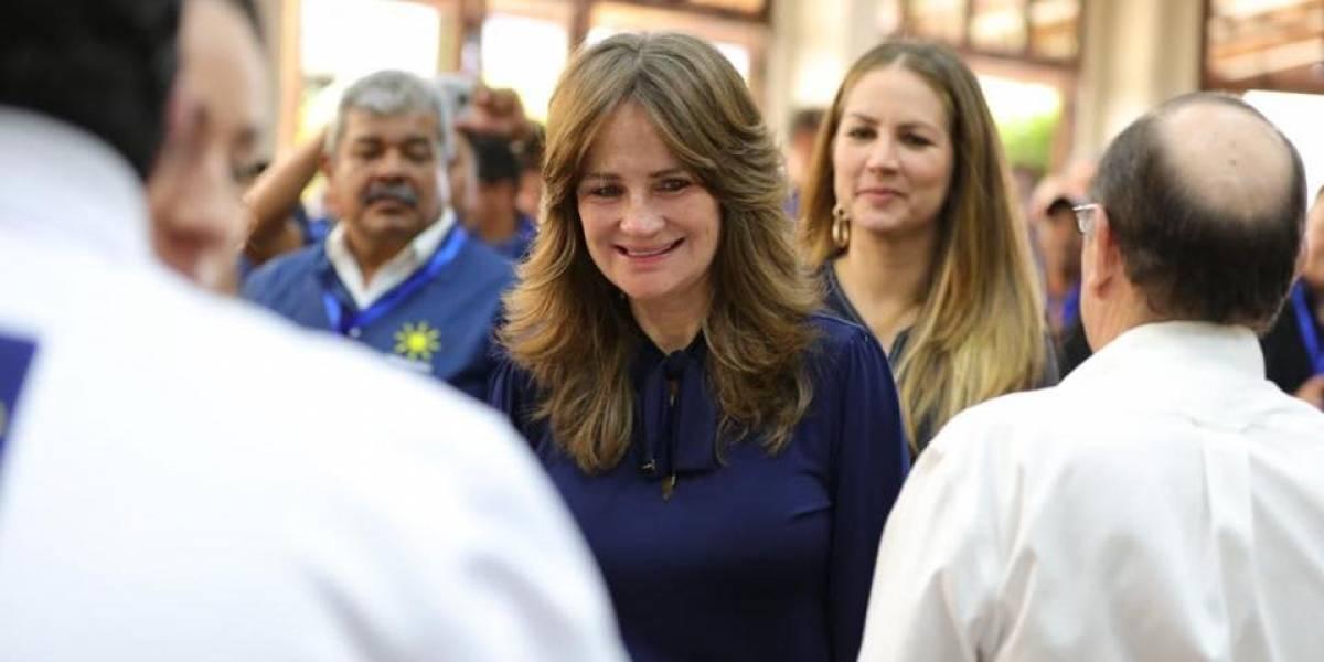 TSE abrirá expediente contra Patricia de Arzú
