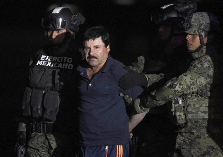 """Joaquín """"El Chapo"""" Guzmán capturado"""