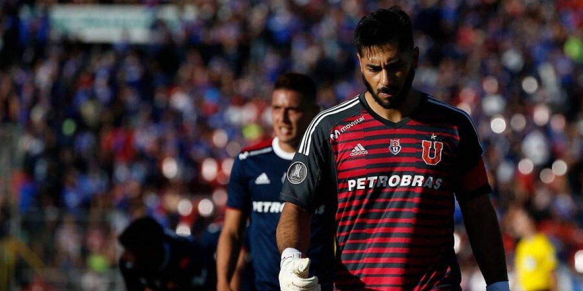 La U de Kudelka no pudo hacerle un gol al Melgar y quedó eliminada de la Copa Libertadores