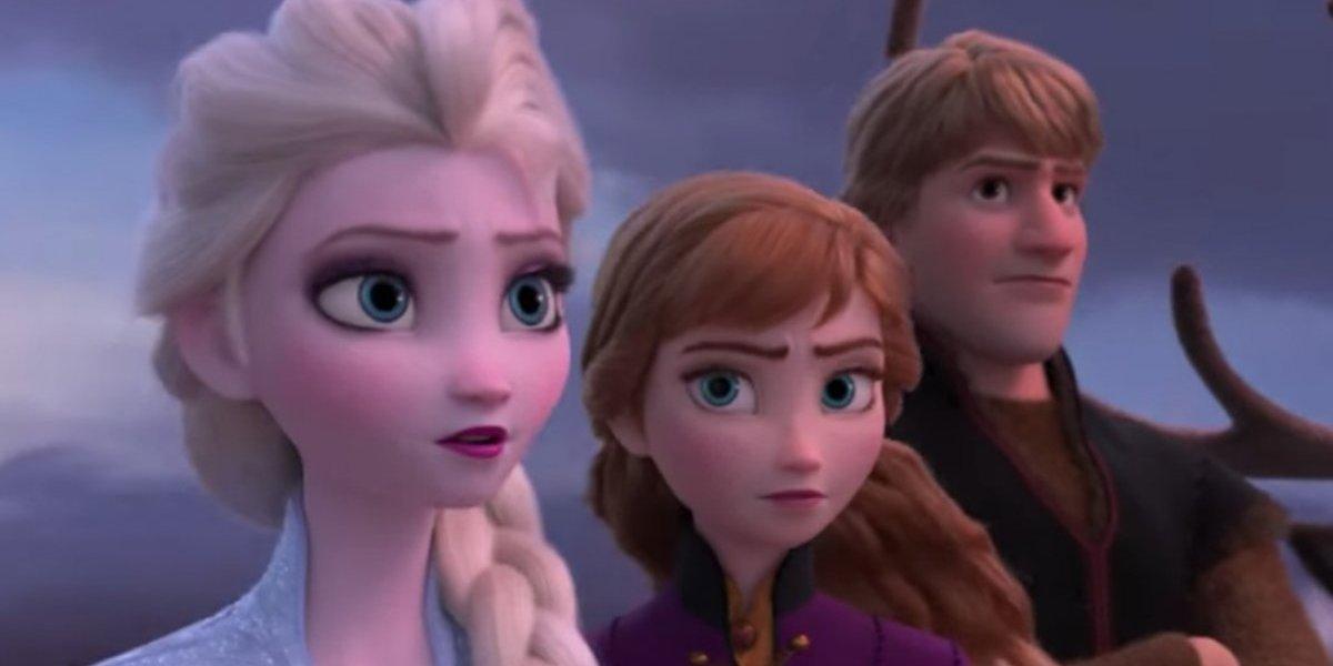 """¡""""Frozen 2"""" es una realidad!: Mira el primer adelanto"""