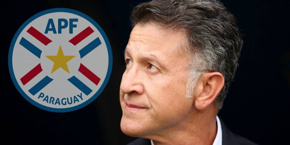 Tras cinco meses, Juan Carlos Osorio deja de ser técnico de Paraguay