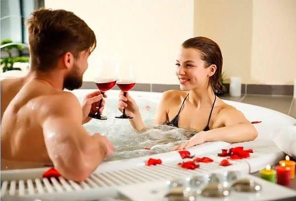 Spa en pareja