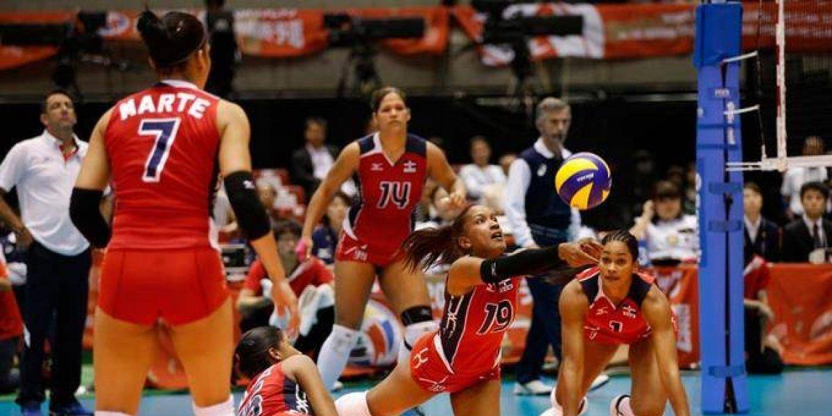 Voleibol RD en un lugar exclusivo a nivel mundial