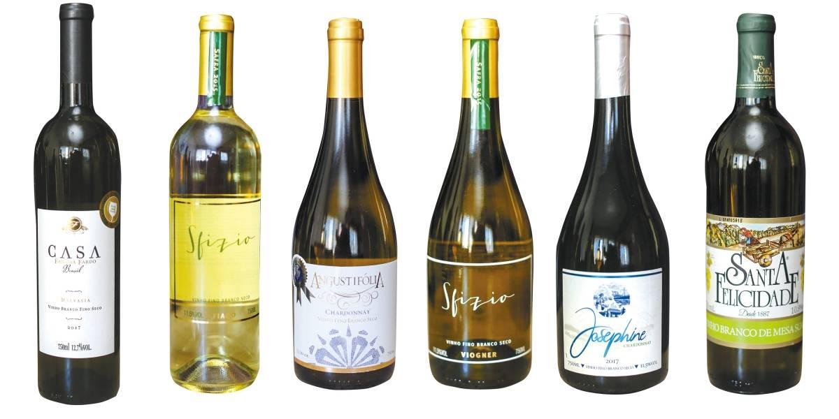 Seis vinhos brancos refrescantes da Grande Curitiba para você conhecer