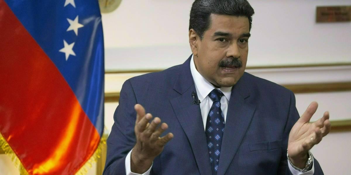 Maduro revela que su canciller se reunió en secreto con enviado de Trump