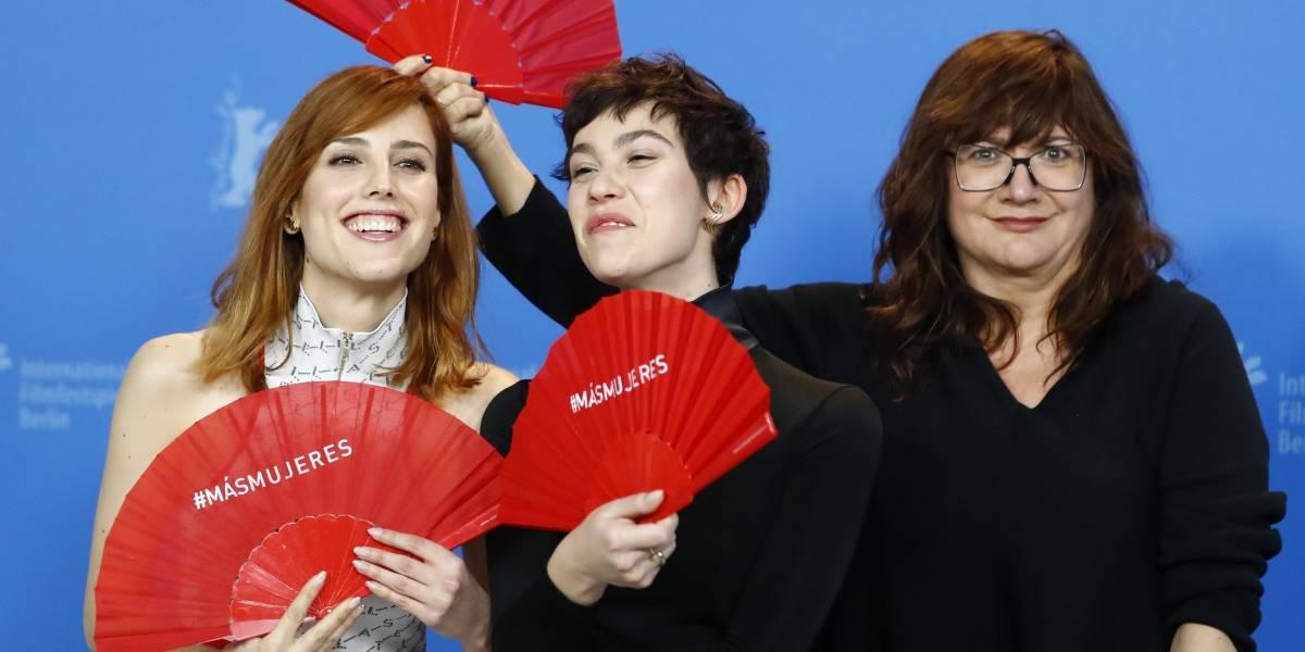 Festival de Berlim: Disputa envolvendo Netflix ofusca estreia de filme sobre lésbicas espanholas