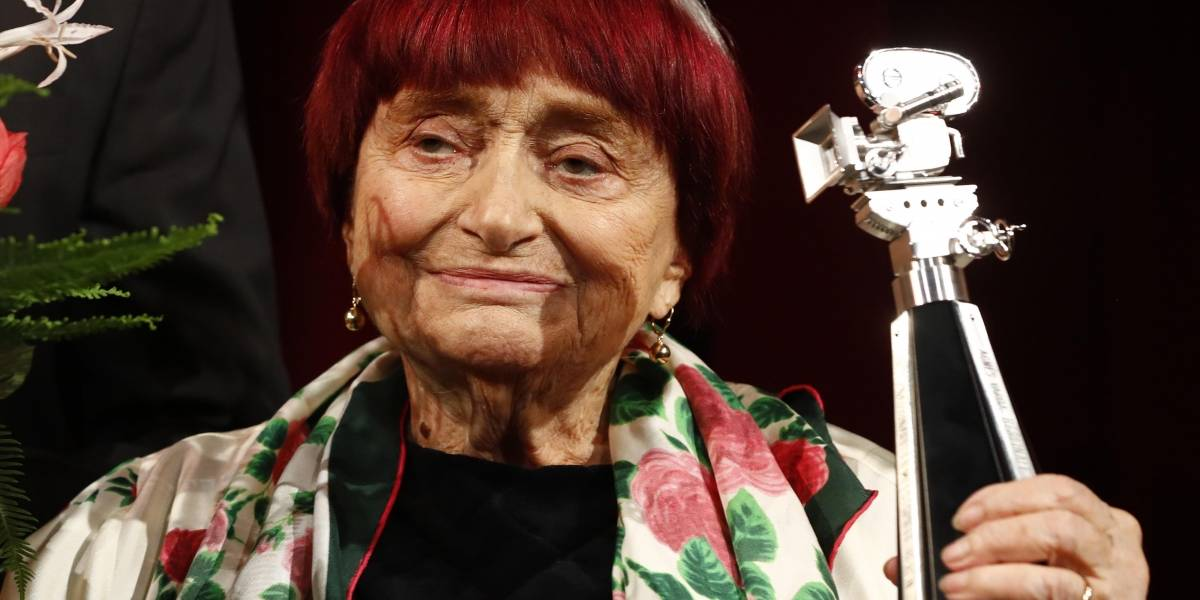 'Eu não sou uma lenda, eu ainda estou viva', diz diretora Agnès Varda, aos 90 anos