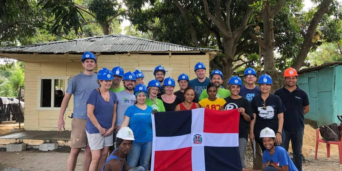 Hábitat Dominicana cierra su año fiscal 2018 con 4,800 soluciones habitacionales