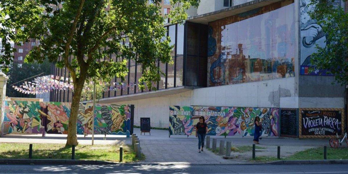 ¿Aún sin panorama?: Museo Violeta Parra prepara varias actividades para los enamorados este 14 de febrero