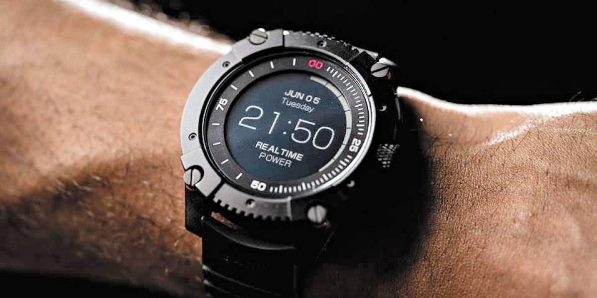 Empresa desenvolve relógio que dispensa qualquer carregador