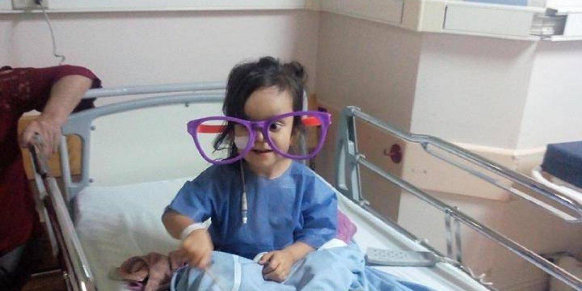 Nuevo caso: niña de cuatro años también recibió órganos de bombero mártir Nicolás Soto