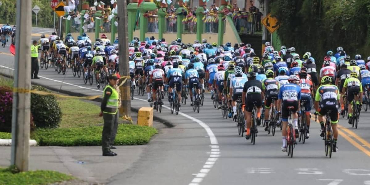 Etapa 3 del Tour Colombia 2.1: El Alto del Nano pone la primera dificultad en carrera