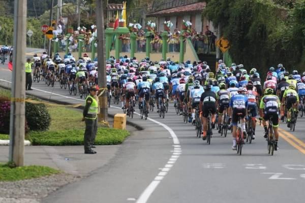 Etapa 3 del Tour Colombia 2.1