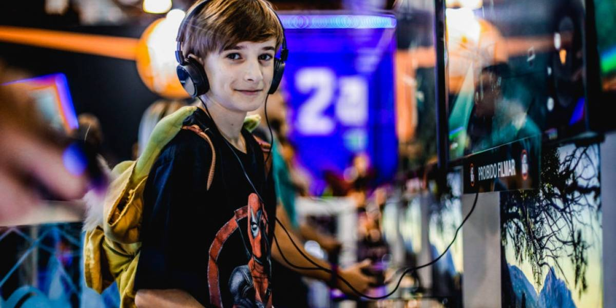 Brasil Game Show terá área dedicada a jogos para celular; venda de ingressos começa em abril