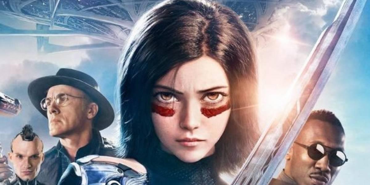 'Battle Ángel: La última guerra', con mucha acción para los amantes del Cyberpunk