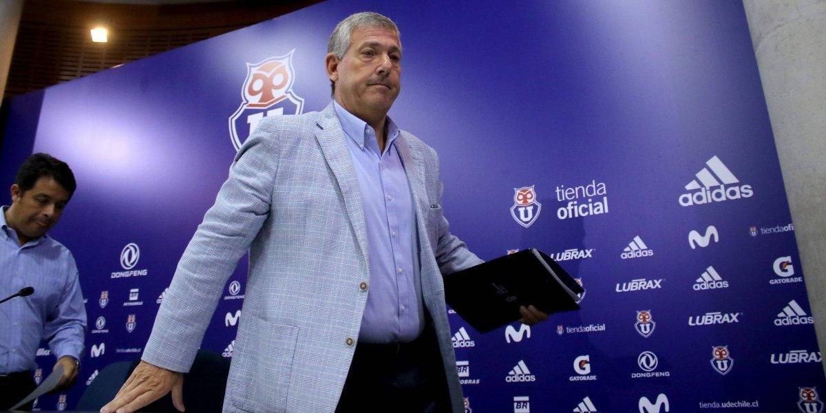 Con Heller desde las 7 y Kudelka en duda: crónica del día después al fracaso de la U en la Libertadores