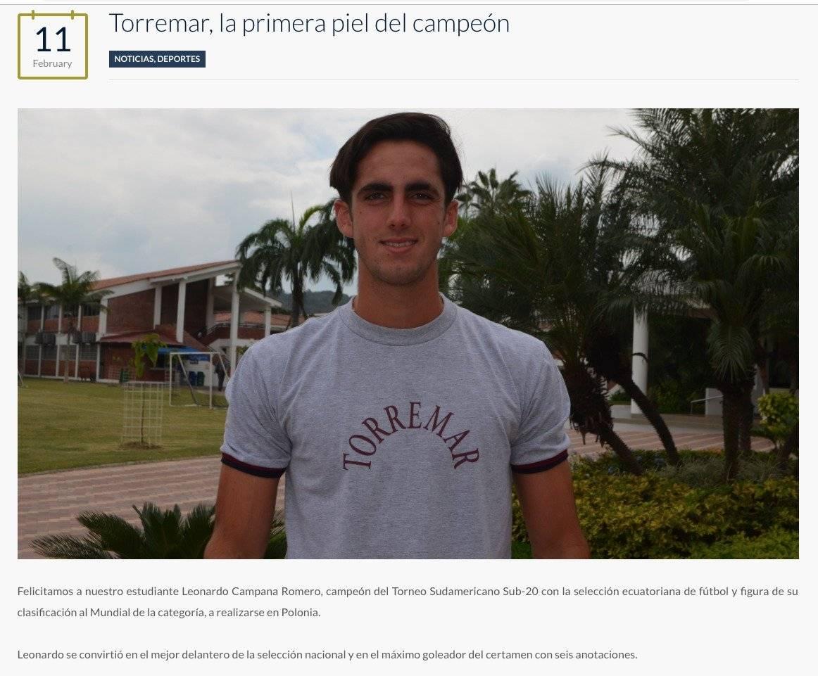 Colegio Torremar