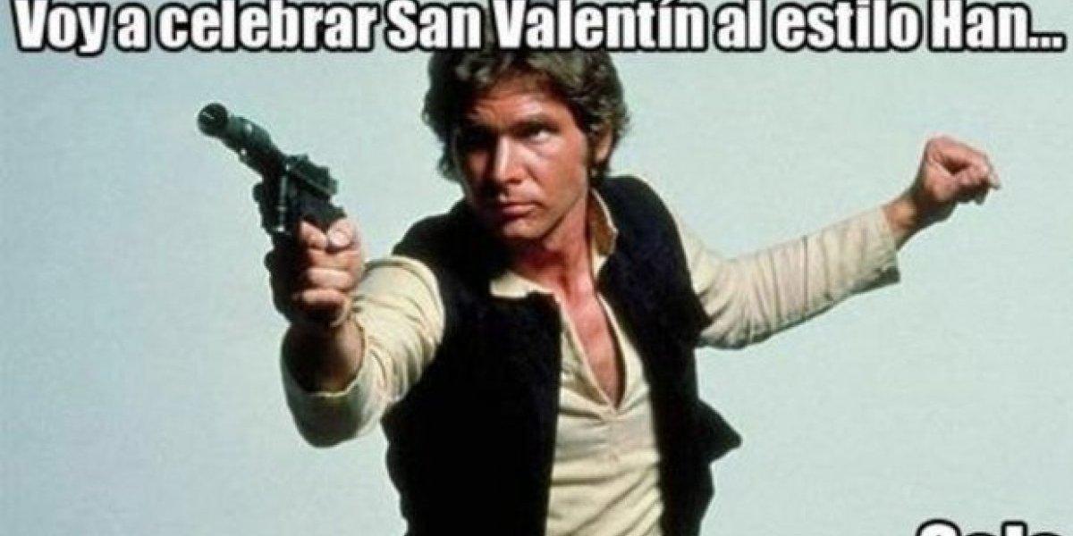 No hay otra forma: usuarios de redes sociales celebraron el Día de los Enamorados ... con memes