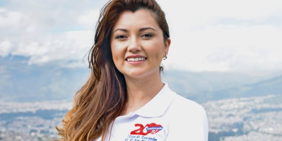 """Angie Vergara: """"Mi propósito es lograr que los proyectos se cumplan"""""""