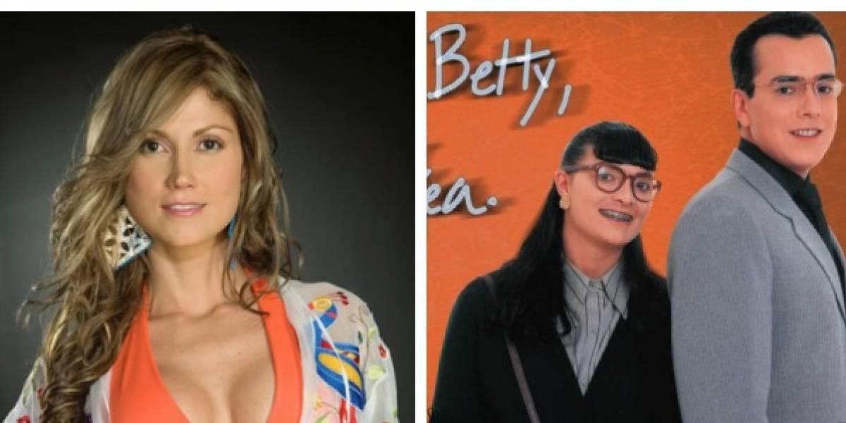 El día que Lina Marulanda apareció en 'Yo soy Betty, la fea'