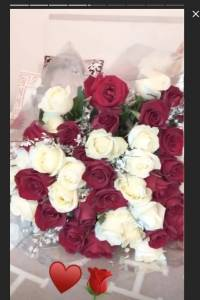 Regalo que recibió la esposa de Felipe Caicedo por 'San Valentín'