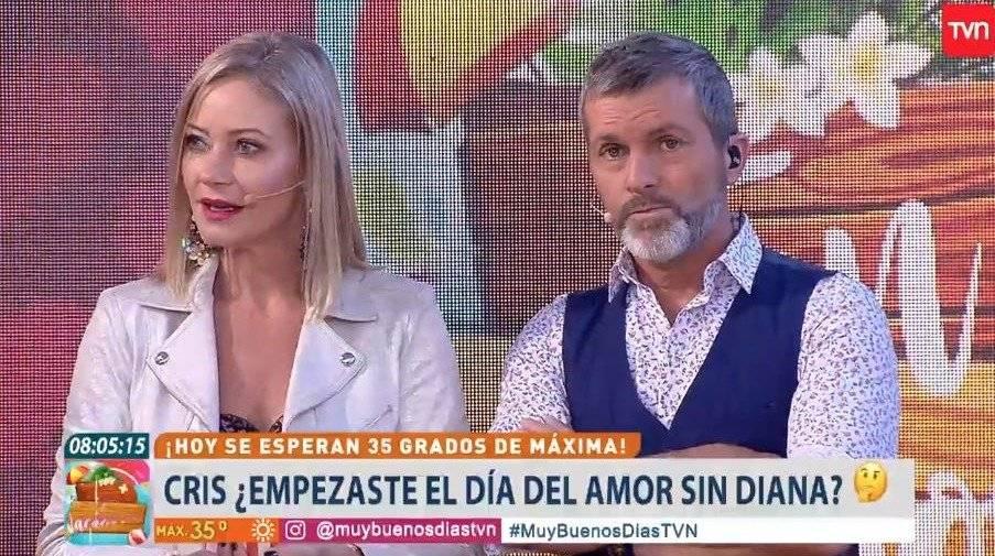 Diana Bolocco llamó al matinal de TVN
