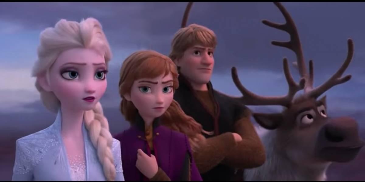 'Frozen 2' ya es una realidad: Mira el primer adelanto de las nuevas aventuras de Ana y Elsa