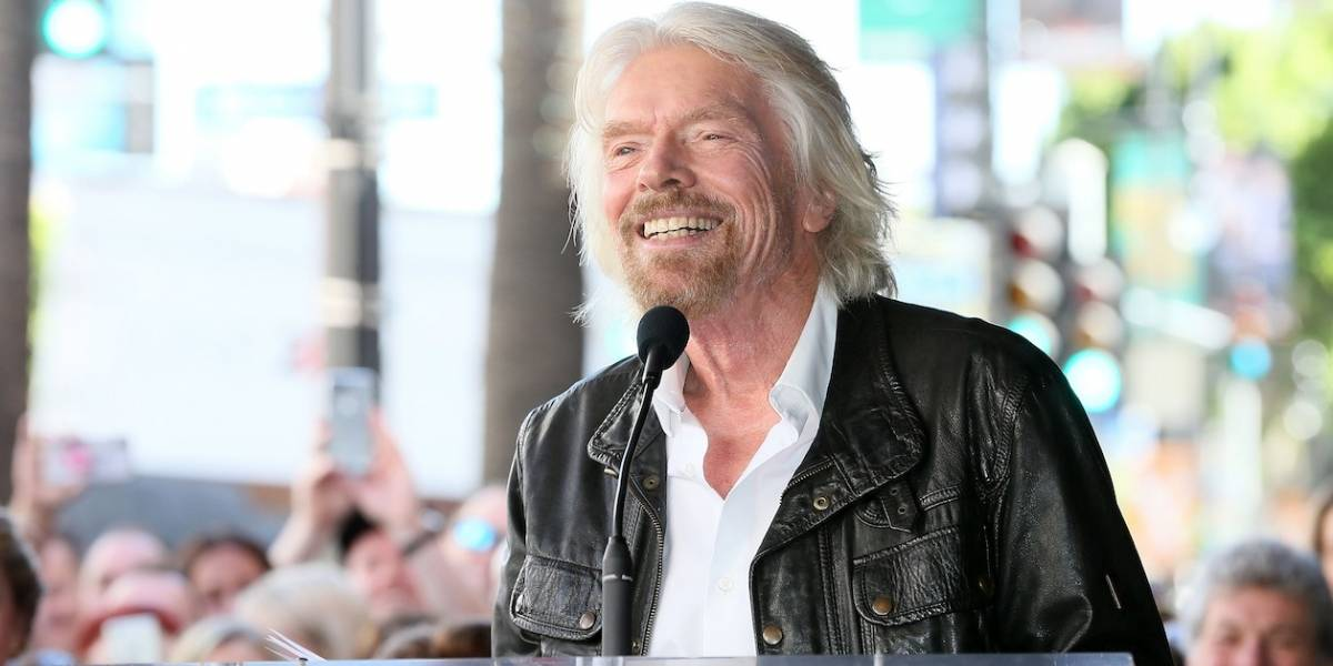 Richard Branson, el magnate de Virgin Group, anuncia concierto fronterizo para ayudar venezolanos