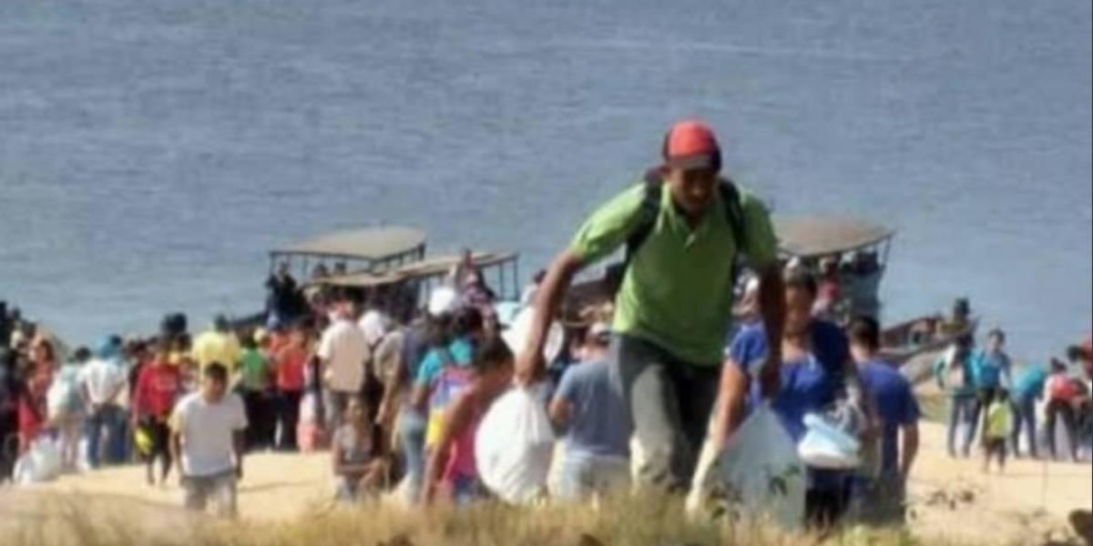 Exgobernador venezolano: Comenzó a entrar la ayuda humanitaria por el estado Amazonas