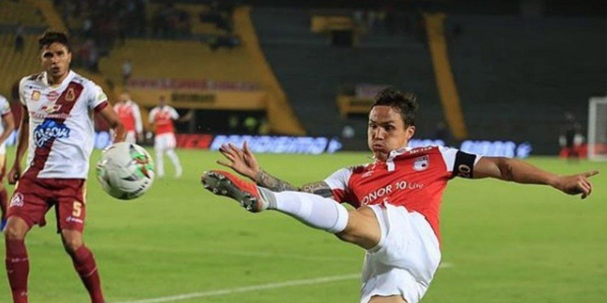 Santa Fe vs. Bogotá: el León de Bedoya salta al campo