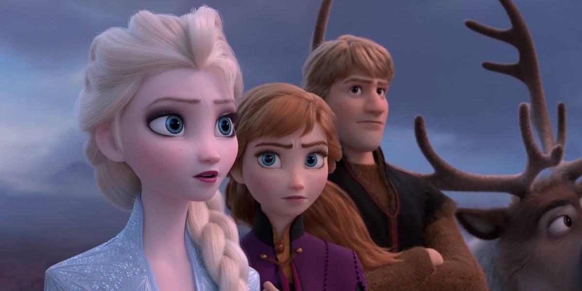 Disney muestra un primer avance de 'Frozen 2'