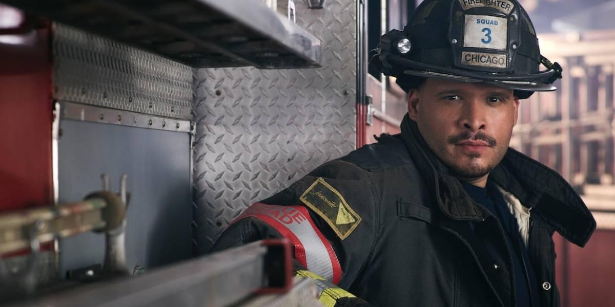 """""""Es un gran honor poder mostrarle al mundo la labor de los bomberos"""": Joe Minoso sobre 'Chicago Fire'"""