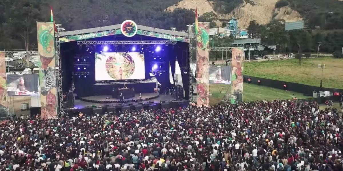 Jamming Festival 2020: regresa el duro del reggae al país
