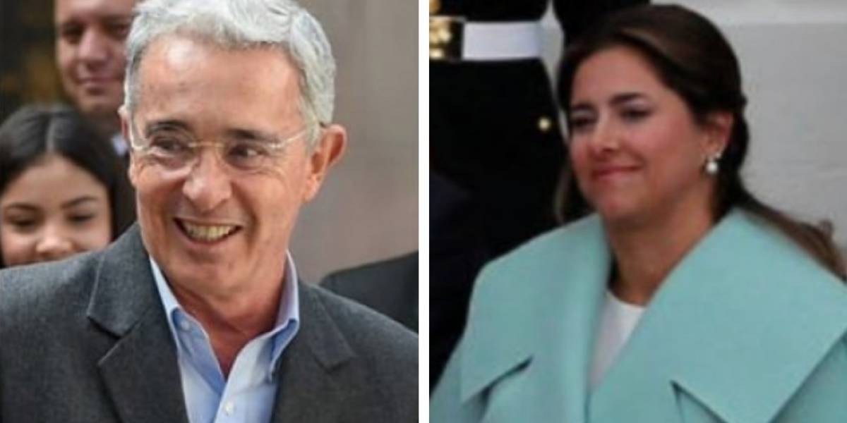 Tras la lluvia de críticas a la primera dama, Uribe salió en su defensa