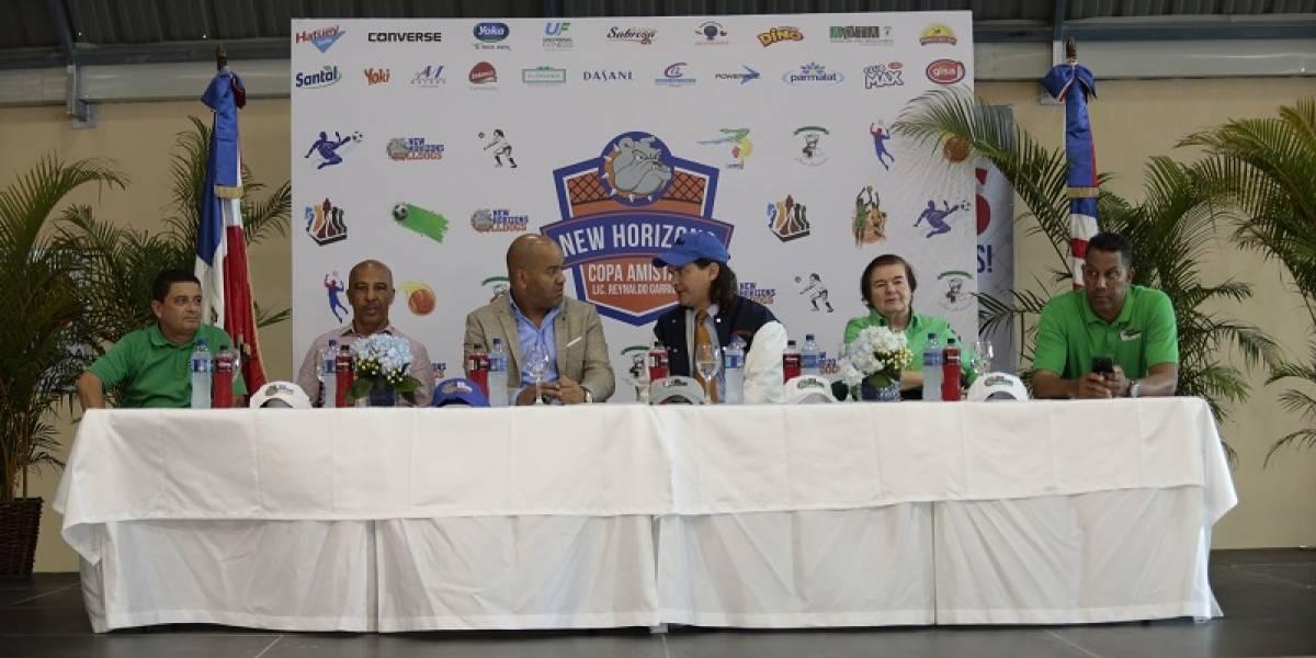 Colegio New Horizons celebra versión número XXVII de Copa Amistad
