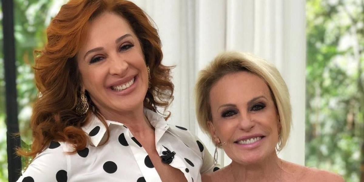 Claudia Raia dá 'bronca' em Ana Maria Braga ao vivo; saiba o porquê