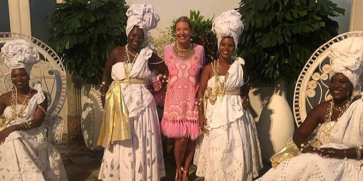 Donata Meirelles pede demissão da Vogue após polêmica racial em festa de aniversário