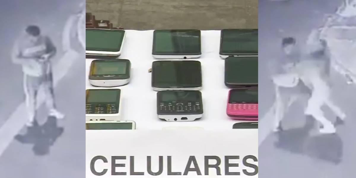 ¡Todos atentos! Aumentó en un alto porcentaje el robo de celulares en Bogotá
