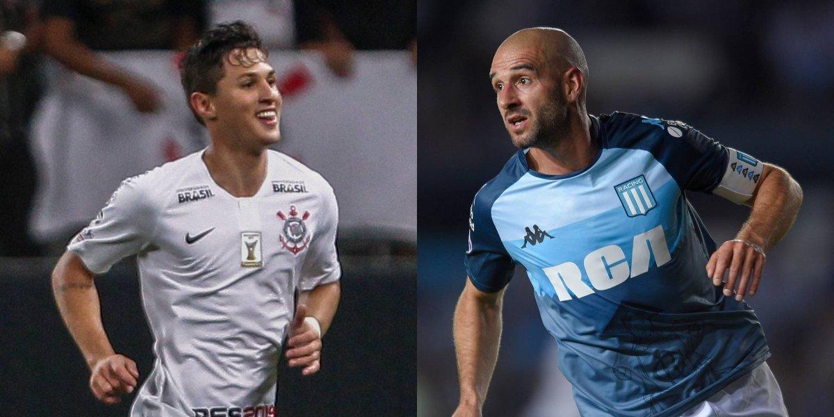 Corinthians vs. Racing: ¡Una final en primera ronda!