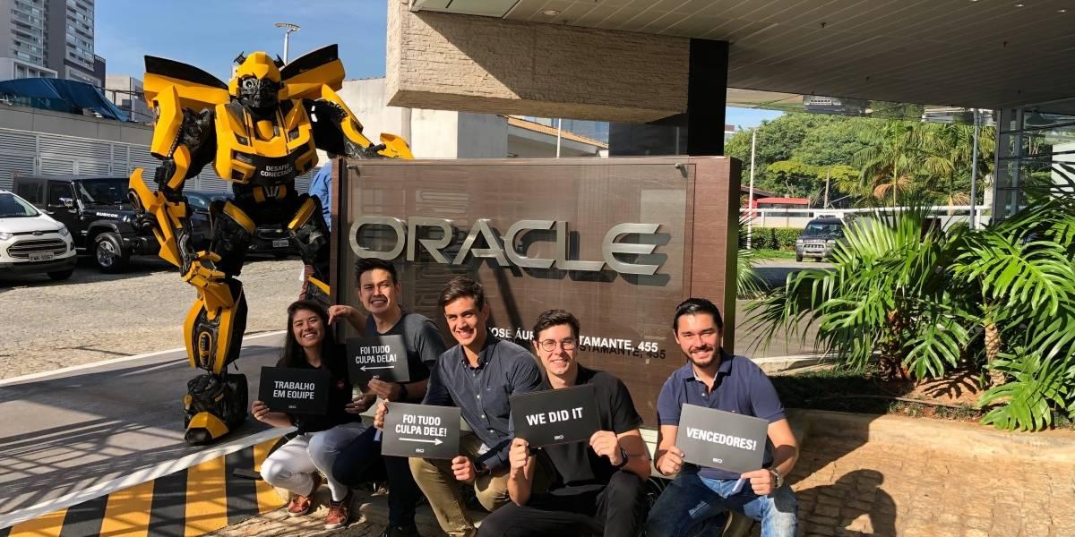 ¡Ojo! Oracle abre proceso de prácticas profesionales sin importar qué carrera hayas estudiado