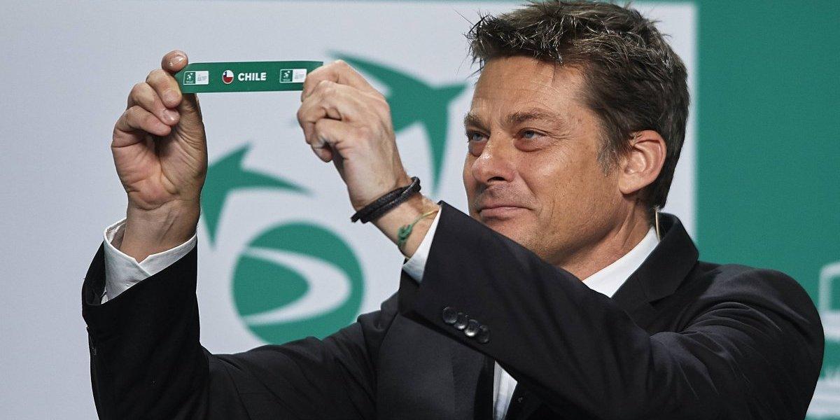 Los escenarios que esperan a Chile si avanza de ronda en el Grupo Mundial de la Copa Davis