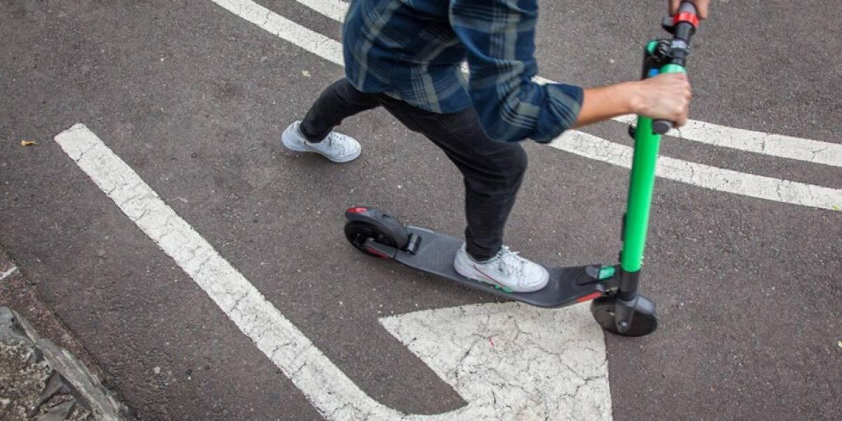 Crece robo de scooters en la CDMX