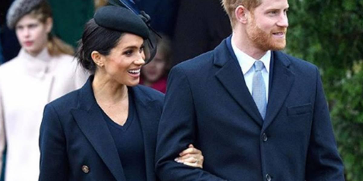 FOTOS: El romántico gesto del príncipe Harry para recordar a Meghan en su primer San Valentín separados