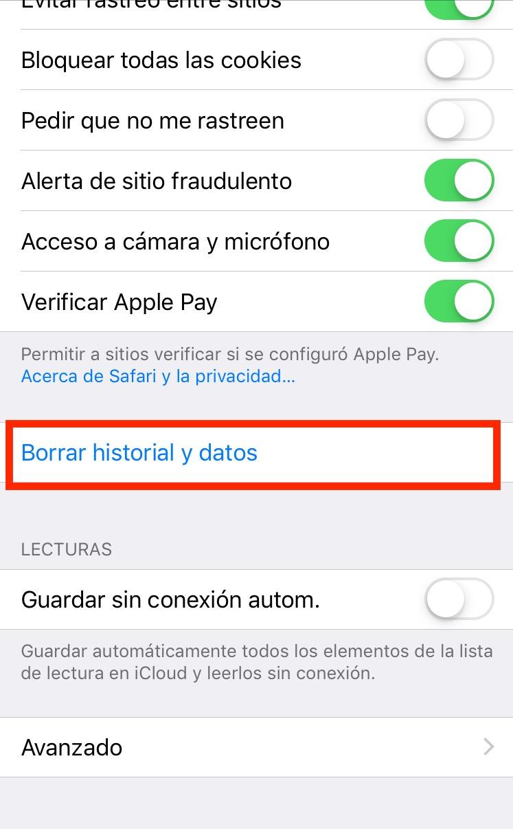 ¿Tu iPhone está lento? Aprende cómo borrar el caché con estos sencillos consejos